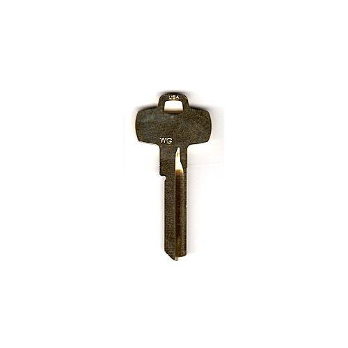 Key blank, Ilco 1A1WG1 Best WG1