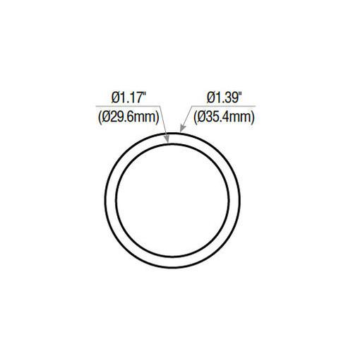 "Blocking Collar, GMS COL10-26D, 1/8"""