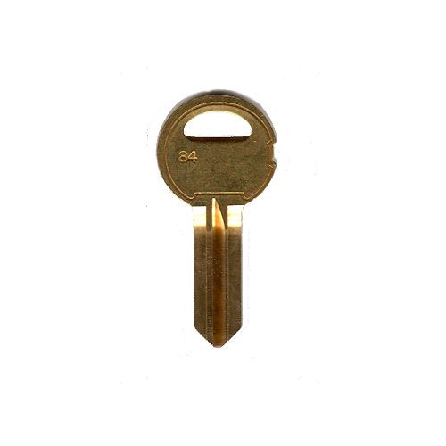 Key blank, Fort K84 Maxi