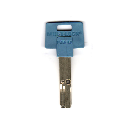 Mul-T-Lock 248G-KEYBLU Key blank, Standard Interactive