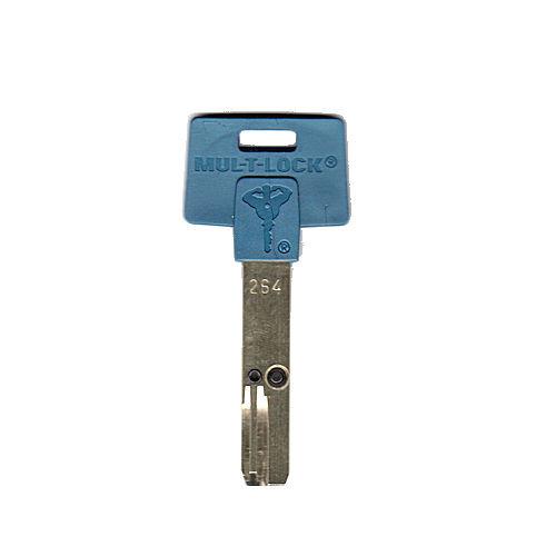 Mul-T-Lock 264B-KEYBLU Key blank, Standard Interactive