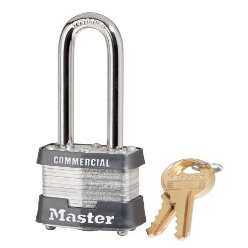 Master Lock 3KALH Padlock, Keyed Alike 0464