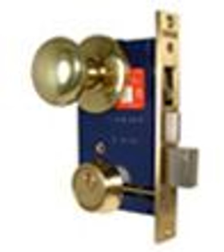 Marks Mortise Lock, 22AC/3-W RHR