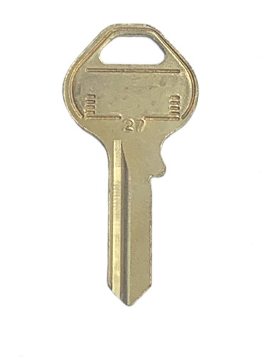 Master Lock K27 Key Blank, Master Lock 27K