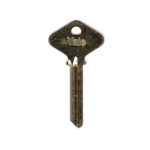 Key Blank, Yale Para E1R 8-Pin Control Restricted