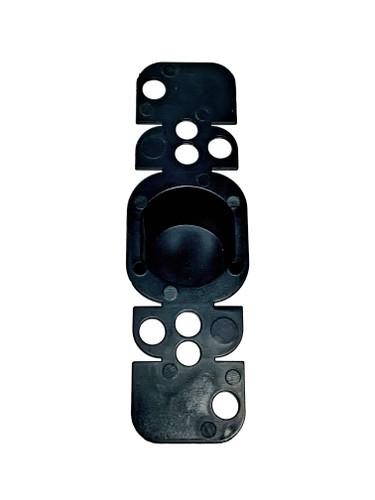 Kwikset 81640 Plastic Box for Deadbolt Strike