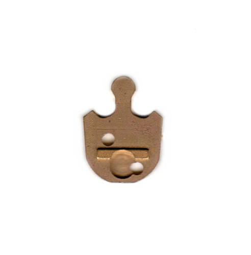 Mortise Cylinder Cam #3, Assa 867446 for Corbin/Russwin Clover Leaf Applications
