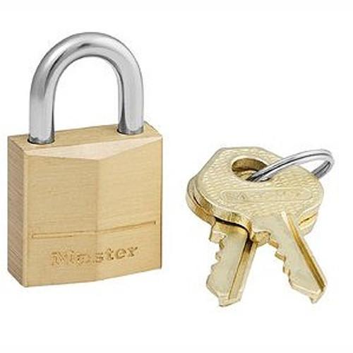Master Lock 120D Padlock, Brass Body Keyed Alike 1A31