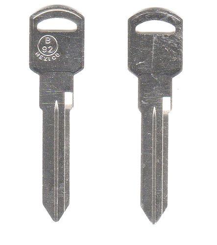 Key Blank, JMA GM36E for GM B92/P1109