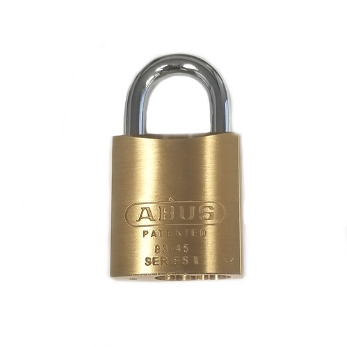Abus 83/45-LC Less Cylinder Padlock Sub-Assembly (83350)