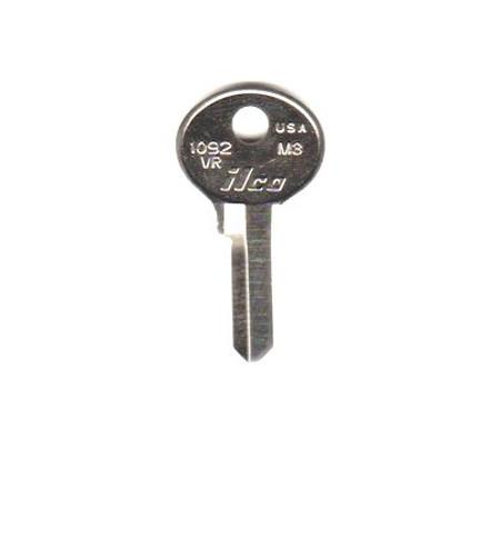 Key blank, Ilco 1092VR Master Lock