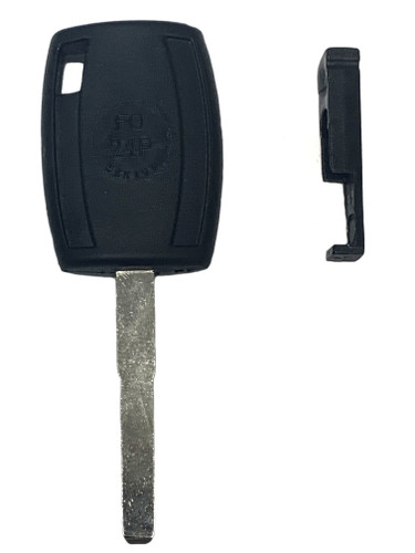 Key blank, JMA TP00FO-24.P, Ford Without Transponder