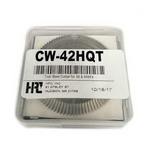 Cutter Wheel, HPC CW-42HQT For 3333HQT