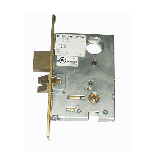 Mortise Lock Body, Baldwin 6001 003 RH Knob Trim