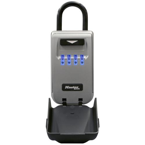 5424D Combination Light Up Dial Portable Lock Box