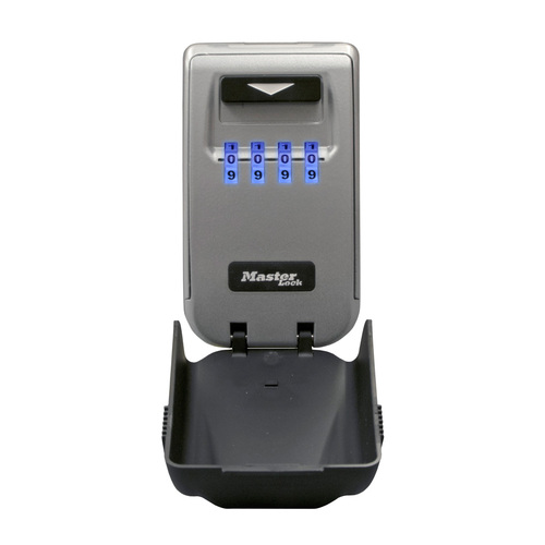5425D Combination Light Up Dial Wall Mount Lock Box