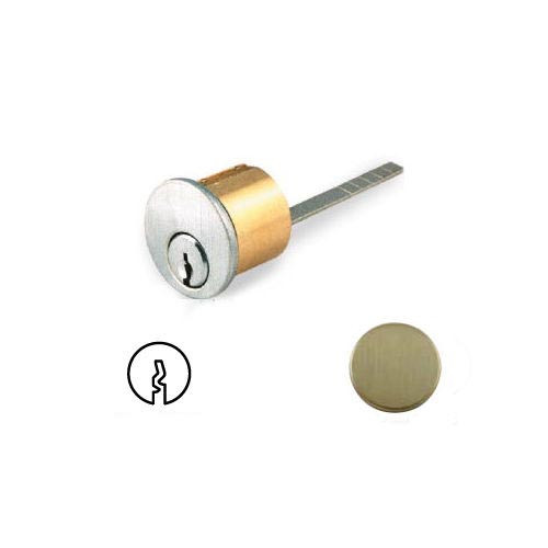 Rim Cylinder, R118-RD1-US3 Corbin Russwin D1, Keyed Different