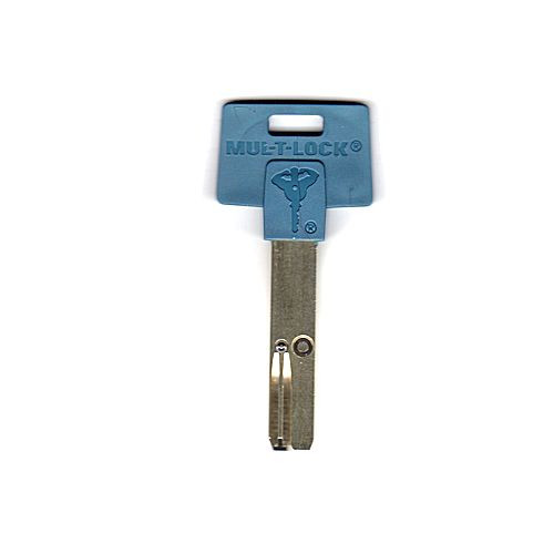 Mul-T-Lock 206G-KEYBLU-CUT, Standard Interactive Cut Key