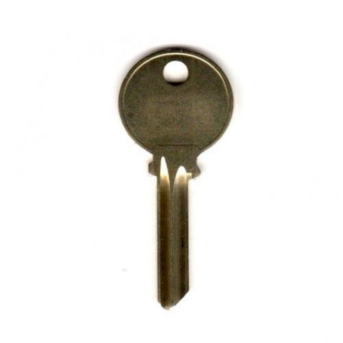 Key blank, JMA MDC12DS for Medeco 1542