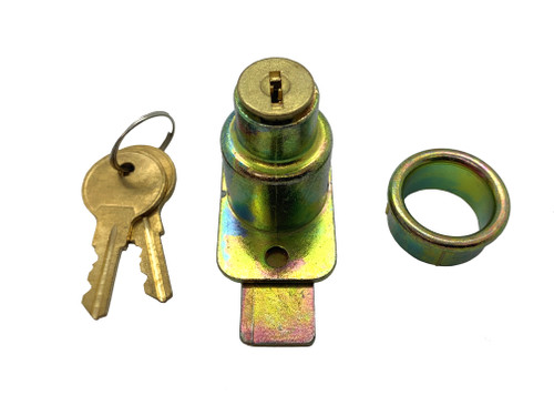 Sterling CD-1068-US3 KD, Sliding Door Lock, Keyed Random