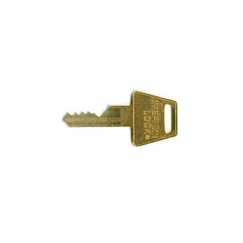 Factory Cut Key, American AK5 Standard 5-pin
