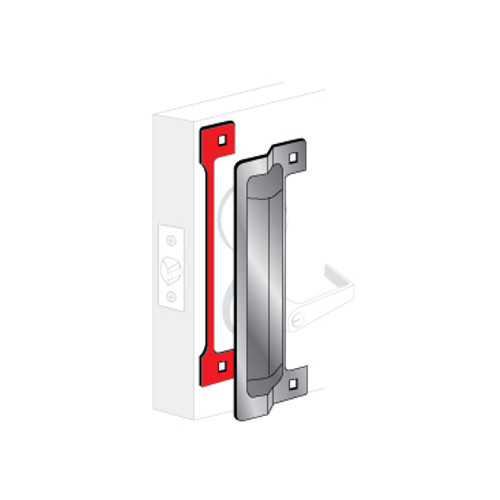 Pro-Lock ELP-240-AL Latch Protector