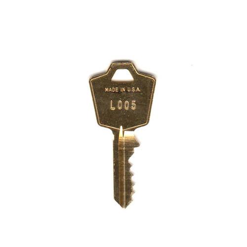 Cut Key, ESP/Hudson HON L005