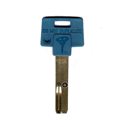 Mul-T-Lock Interactive 206S-CARD-2K, Two Keys and Authorization card
