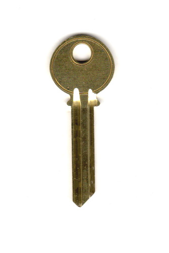 Key blank, Yale RN117 E1R 7 Pin PARA