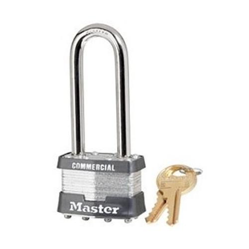 Master Lock 1LJ Padlock, Factory Keyed