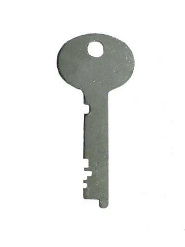 Extra Cut Key for Bullseye B447 Lock