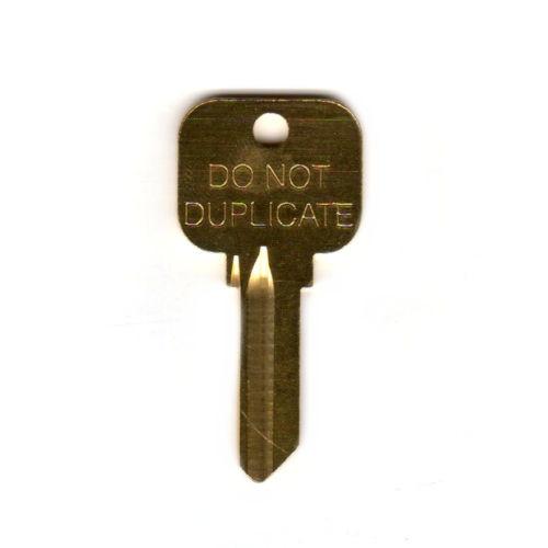 Key blank, Neuter Bow SC29 Plain/DND 1145FG