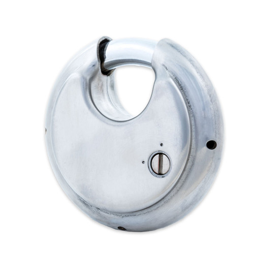 FJM SX-790 Disc Combination Padlock, 4-Dial