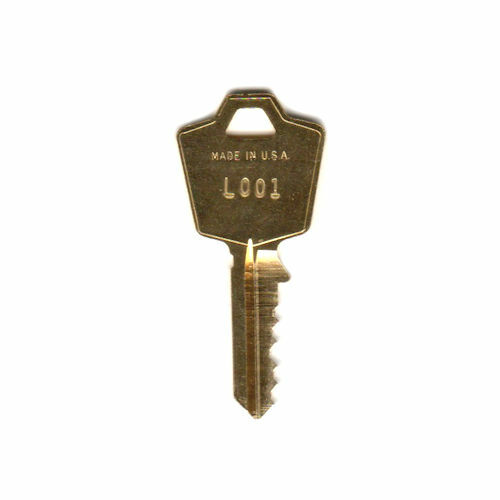 Cut Key, ESP/Hudson HON L001