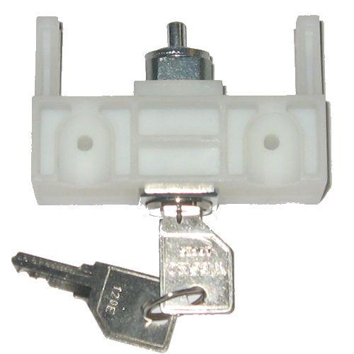 Lateral File Lock, HON E-Series, Key Code 102E