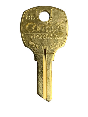 Key blank, Compx National D8785