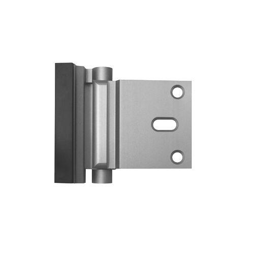 Door Guardian, DG01-SN, Satin Nickel