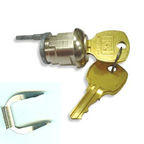 M45976 Hirsch Cam Lock KA ES123