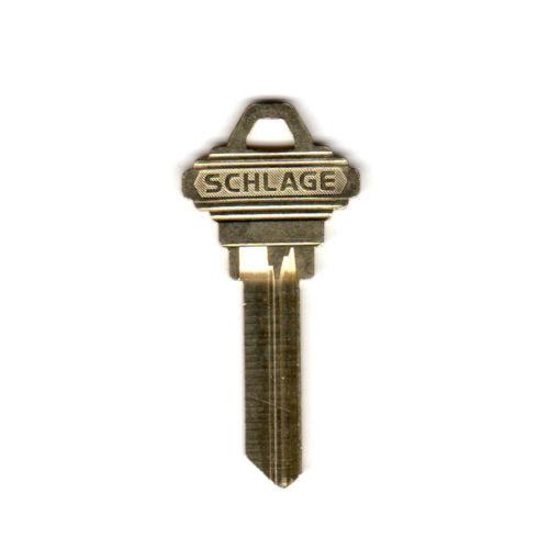 Schlage 35-101EF Key Blank, OEM Schlage EF 6-Pin