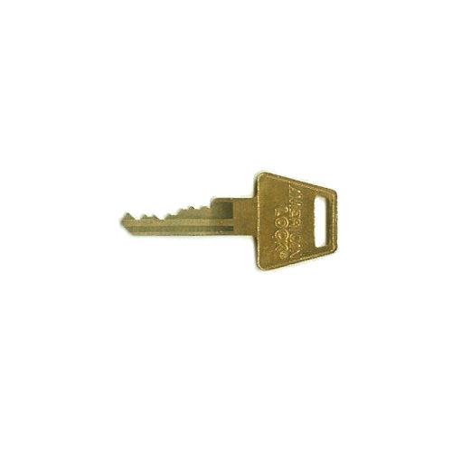 Duplicate Key, American Lock Standard 6-Pin, In-House