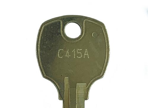 Compx National C415A Precut Key