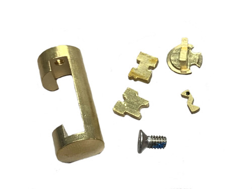 83209H Brass Adapter Pack for 83 KnK S2 Series