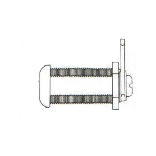 "ESP ULR-1750STD Stainless Finish Cam Lock, 1-3/4"", Keyed Alike HL302"