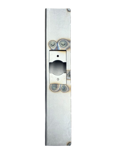 Keedex K-BXSGL234-FE Gate Box Weldable for FE Series, 2 3/4 Backset