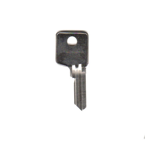 Key blank, Ilco DM KL, for DOM
