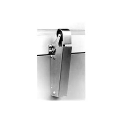 Door Check, #1600 White 20N (Standard Hook)
