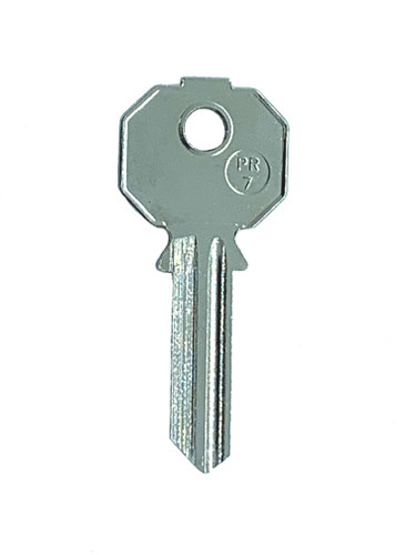 JMA PR-7 Key blank, Prefer