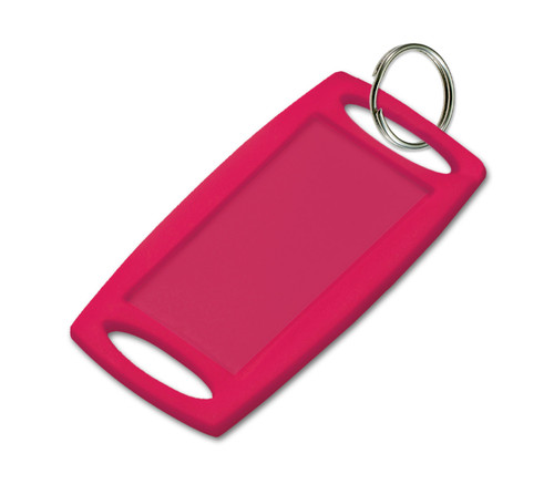 MAGENTA Label-It Tags, Large Rectangle #18000 Sold Each