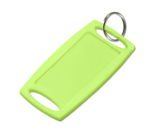 LIME Label-It Tags, Large Rectangle #18000 Sold Each