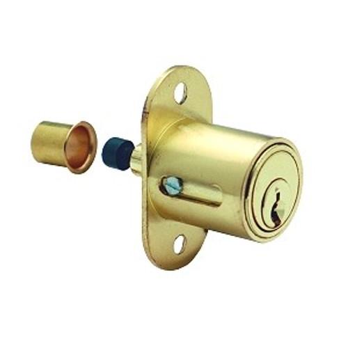 Sliding Door Lock #300 US3, Keyed Alike 101